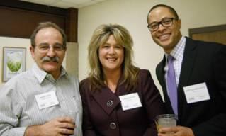 Mark C. Reed, Tami Barker and Ripton Melhado